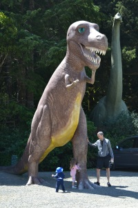 10 T rex