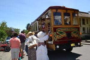 5 Jacksonville Trolley