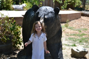 6 Ana and the bear