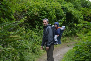 8 hike the boys