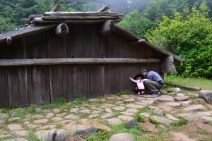 8 Sumeg village family home