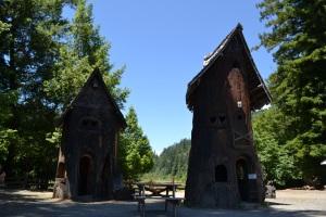 9 tree houses