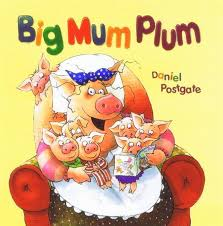 Does anyone know the story of Big Mum Plum?  All her kids hide to escape going to school...