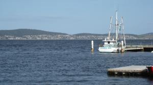 A walk around Hobart waterfront.