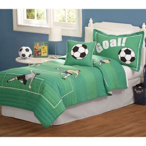 My choice (I knew instantly that this was the perfect bed set)