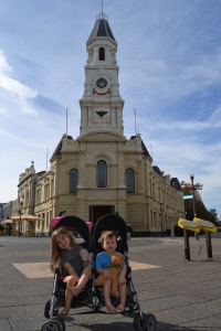 Fremantle (known as Freo locally) is known for its well preserved 19th century architectural heritage.