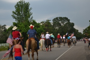 As it was we ended up following lots of horses so we had to watch our step!