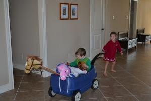 CD wagon