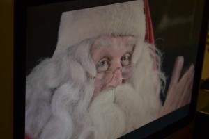 From Santa himself!
