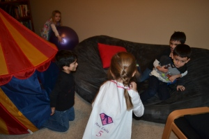 Birthday Ana and friends