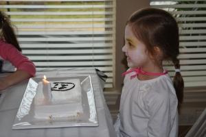 Birthday Ana cake