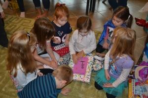 Birthday presents Ana