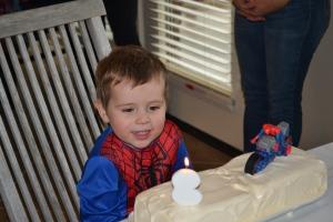 Birthday Rafa cake