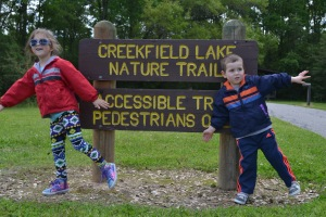Today we explored the Creekfield Lake Trail at Brazos Bend State Park.