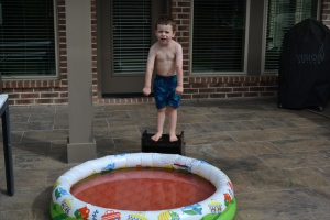 A diving board for my pool.