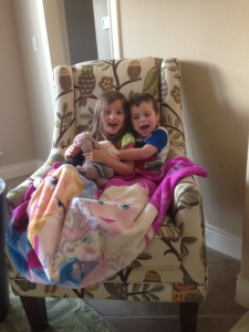 chair snuggles