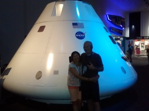 A trip to NASA