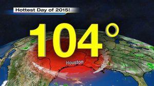 It's 104 today (40C)