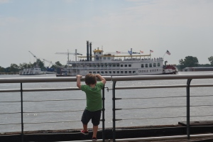 boat spotting