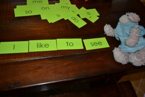 Lucy proved assisted since there were insufficient nouns