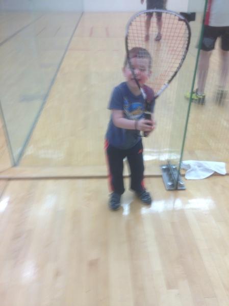 Rafa racket ball 1