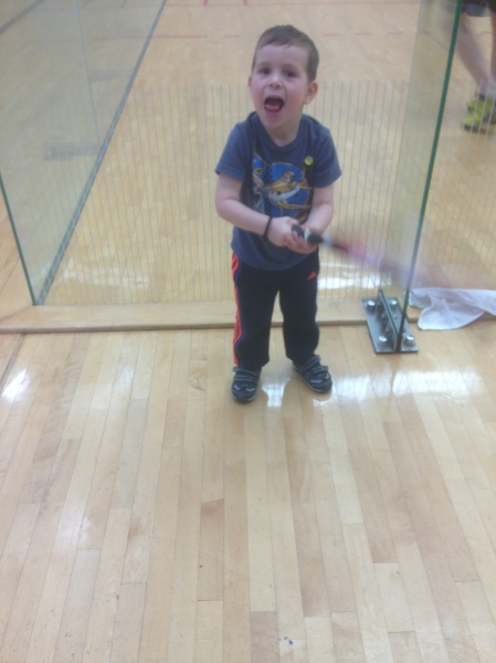 Rafa racket ball 3