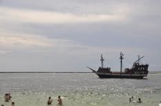 Florida pirate ship