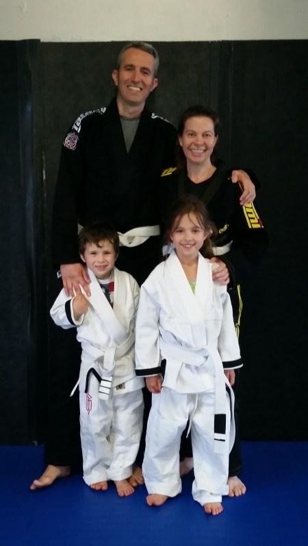 jui jitsu family