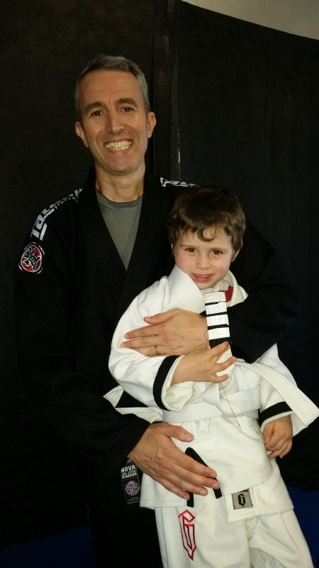 jui jitsu Papi and Rafa
