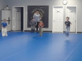 Rafa 6 bday jumping