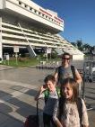 Paraguay Asuncion airport
